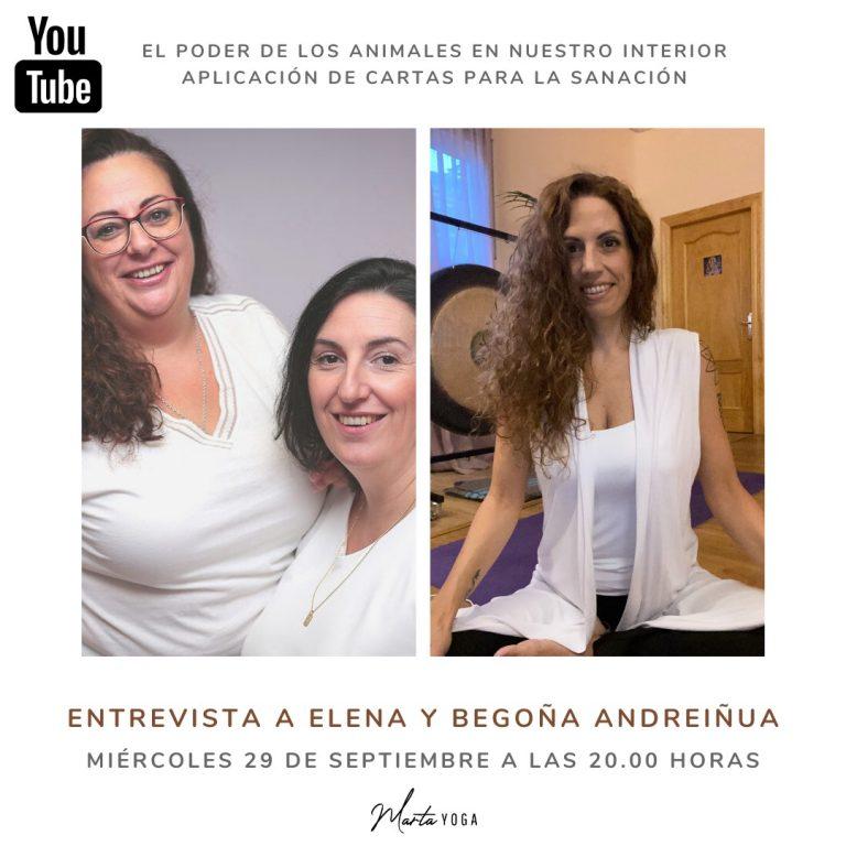 Entrevista: El poder de los animales en tu interior, con Elena Andreiñua
