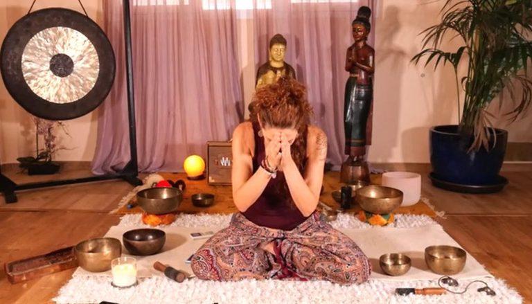 Meditación para la prosperidad y para la autoelevación